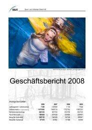 Bilanz per 31. Dezember 2008 - Sport & Freizeitpark Gitterli Liestal