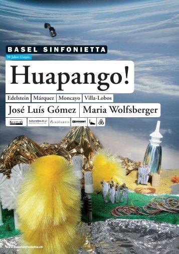 Huapango! - Basel Sinfonietta