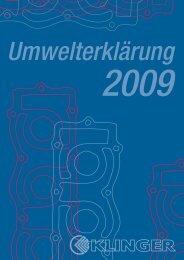 Fertigung KLINGERSIL - Klinger Dichtungstechnik GmbH & Co. KG