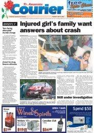 Te Awamutu Courier - May 6th, 2008 - Te Awamutu Online