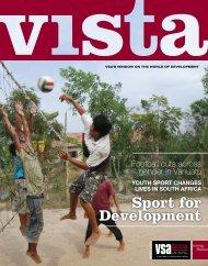 Sport for Development - Volunteer Service Abroad