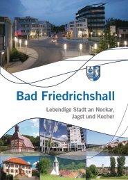 Bad Friedrichshall - w w w . f r i e d r i c h s h a l l