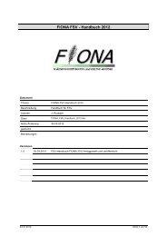 FIONA FSV - Handbuch 2012 - Infodienst Landwirtschaft - Baden ...