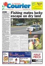 Te Awamutu Courier - February 1st, 2007 - Te Awamutu Online