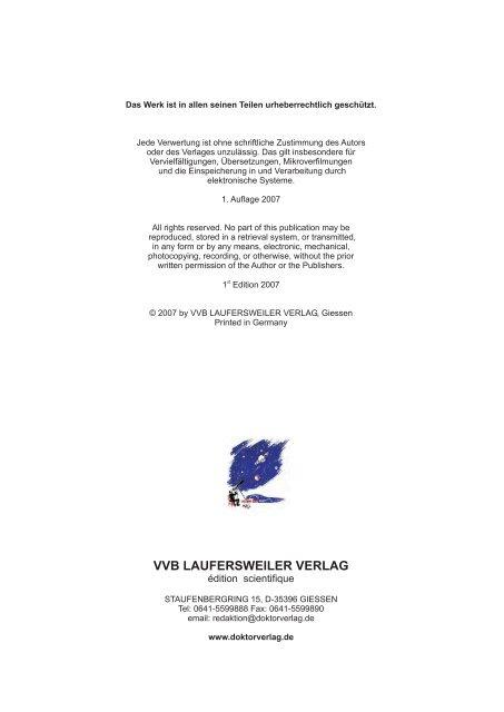 Entdeckung und Charakterisierung einer neuen Genfamilie ...