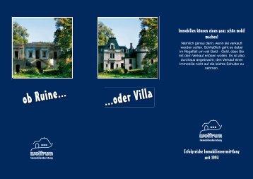 ob Ruine... ...oder Villa - Immozentral.net