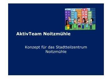 AktivTeam Noitzmühle - Stadt Wels