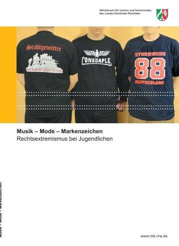 Musik - Mode - Markenzeichen - MIK NRW