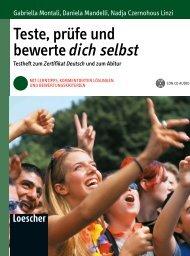 Leseverstehen und Sprachbausteine - Scuolabook