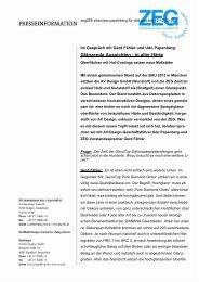 Pressemitteilung vom 15.01.2013 - ZEG Zentraleinkauf Holz und ...