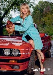 13 Folgen, ab 18. Mai 2010, immer dienstags - WDR.de