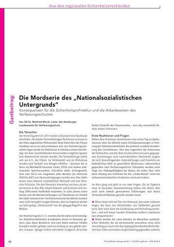 PDF-Dokument - Verfassungsschutz gegen Rechtsextremismus