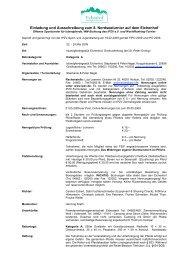 Einladung und Ausschreibung zum 8. Nordseeturnier auf ... - IPZV
