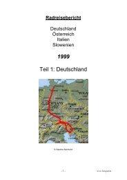 1999 Teil 1: Deutschland - LimeSim
