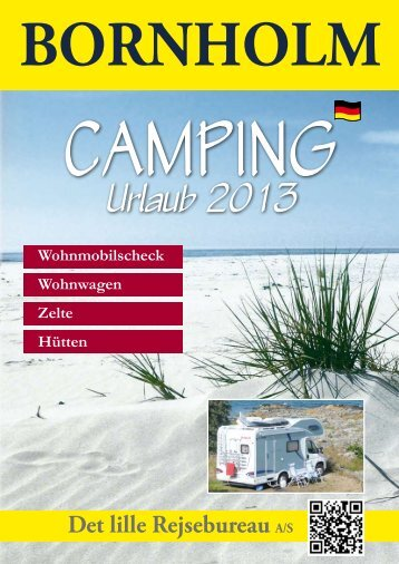 Angebot - camping Bornholm