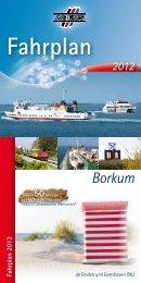 Fahrplan 2012 - AG Ems