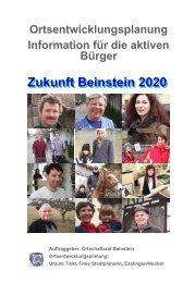 Zukunft Beinstein 2020 - Stadt Waiblingen