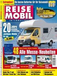 Artikel aus Reisemobil International 09/2009 - Sunlight
