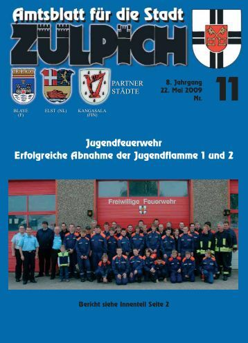 Amtsblatt1109.pdf - Stadt Zülpich