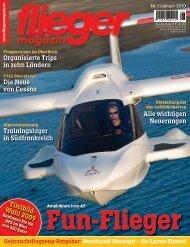 Organisierte Trips in zehn Ländern Alle wichtigen ... - ICON Aircraft