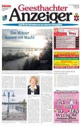Wochenend-Anzeiger 03/0, S.1 - Geesthachter Anzeiger