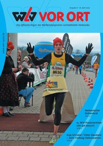 Ausgabe 8-2009 im pdf-Format - Württembergischer ...