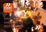 SHORT report 2007 - AG Kurzfilm