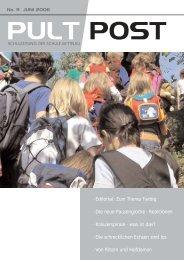- Editorial: Zum Thema Farbig - Die neue ... - Schule Wittnau