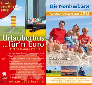 Download - Nordsee-ServiceCard