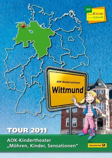 Wittmund - AOK-Kindertheater