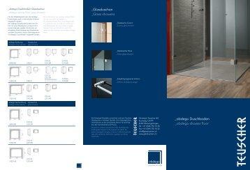 obdego Duschboden _obdego shower floor _Glasduschen _Glass ...