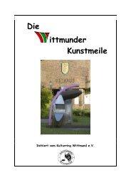 Die ittmunder Kunstmeile - Sparkasse LeerWittmund