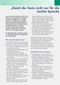 Natur für alle Umweltvermittlung in leichter Sprache - regionalen ... - Page 4