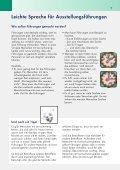 Natur für alle Umweltvermittlung in leichter Sprache - regionalen ... - Page 7