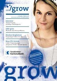 Alexeja Pozzoni - Graubündner Kantonalbank