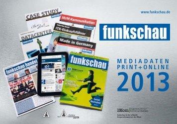 mediadaten print+online 2013 - next!-Community