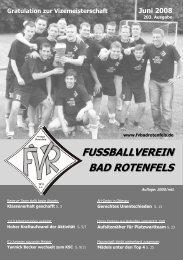 Ausgabe Juni 2008 Werbung