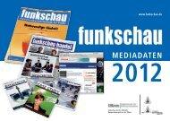 mediadaten 2012 - WEKA FACHMEDIEN GmbH