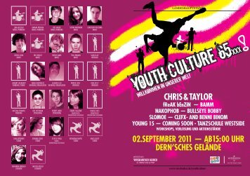 youth culture 65 youth culture 65