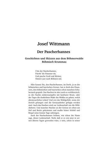 Josef Wittmann