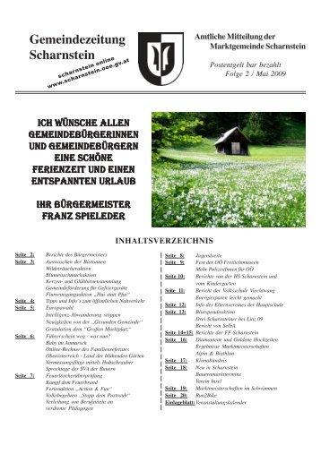 Folge 2 - Marktgemeinde Scharnstein - Land Oberösterreich