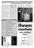 DAS BÜRGERBLATT - Bürgerverein Oberwiehre-Waldsee - Page 2