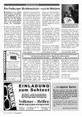 DAS BÜRGERBLATT - Bürgerverein Oberwiehre-Waldsee - Page 4