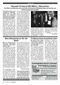 DAS BÜRGERBLATT - Bürgerverein Oberwiehre-Waldsee - Page 6