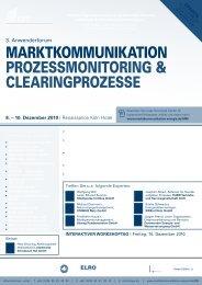MARKTKOMMUNIKATION PROZESSMONITORING ... - brainGuide