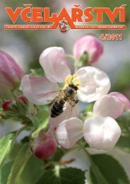 Včelařství 04/2011 - Český svaz včelařů