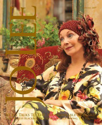 Autumn 2009 Jo Lee - JO LEE Magazine