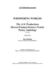 WHISPERING WORLDS - The A/A/ Productions ... - The Poet's Press