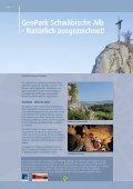 Abenteuer GeoPark - GeoPark Schwäbische Alb - Seite 6