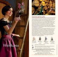 Weinkarte - Weingut Johann Tullius
